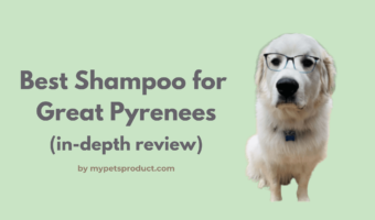 best shampoo for great pyrenees